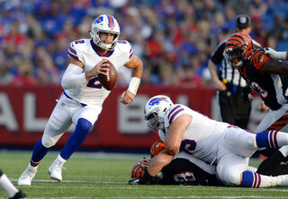 Bills Ravens Football