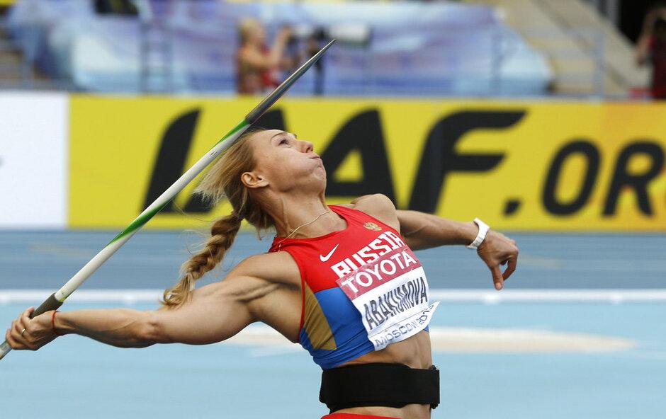Russia Russia Doping