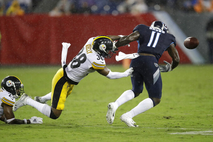 As chances dwindle, Steelers' roster hopefuls keep the faith