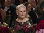 This image released by Sony Pictures Classics shows Glenn Close in a scene from