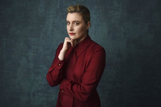 Greta Gerwig poses for a portrait at the 92nd Academy Awards Nominees Luncheon at the Loews Hotel on Monday, Jan. 27, 2020, in Los Angeles. (AP Photo/Chris Pizzello)