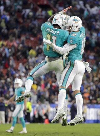 Dolphins Rams Football