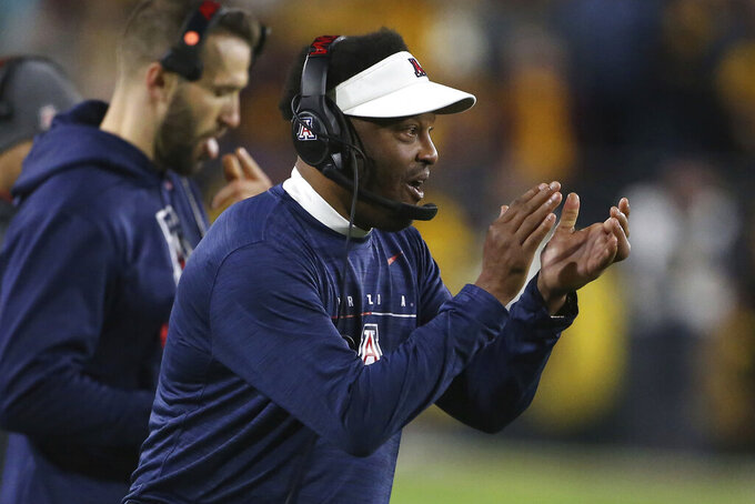 Sumlin to return as Arizona's coach in 2020