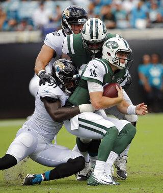 Jets Jaguars Football