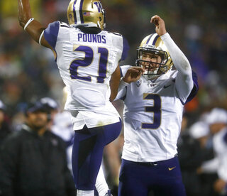Quinten Pounds, Jake Browning