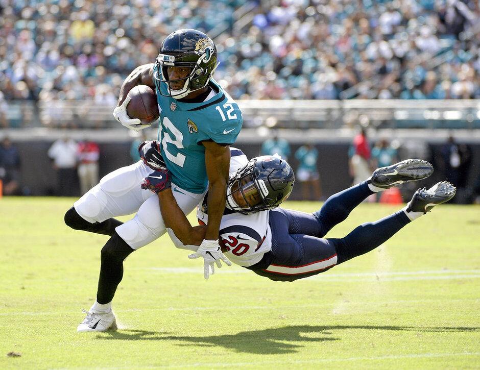 APTOPIX Texans Jaguars Football