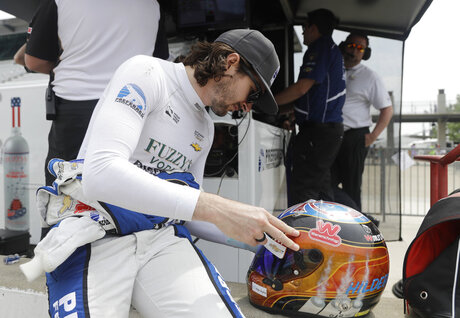 IndyCar Indy 500 Auto Racing