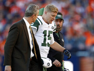 Jets Coach McCown Football