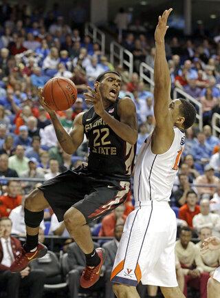 Florida St Rathan-Mayes Basketball