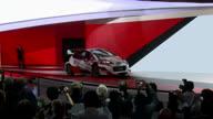 (TT) Fra Toyota Unveil