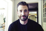 In this July 30, 2020 photo, Chris Evans, co-founder of the civic engagement video-based app
