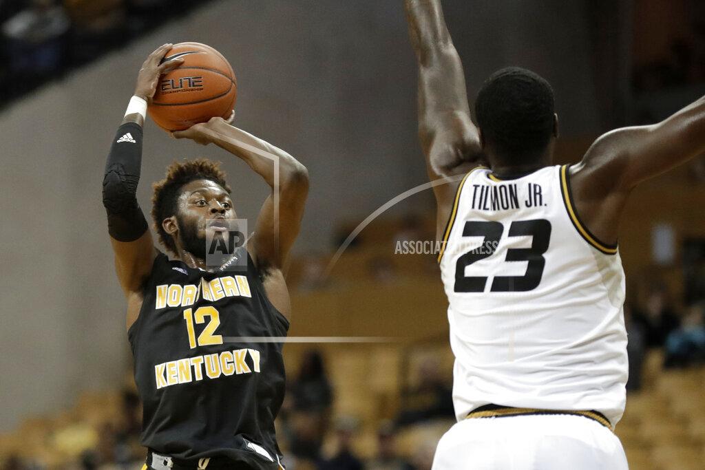 N Kentucky Missouri Basketball