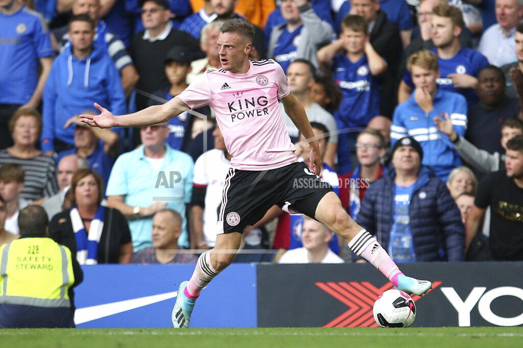 Chelsea v Leicester City - Premier League - Stamford Bridge