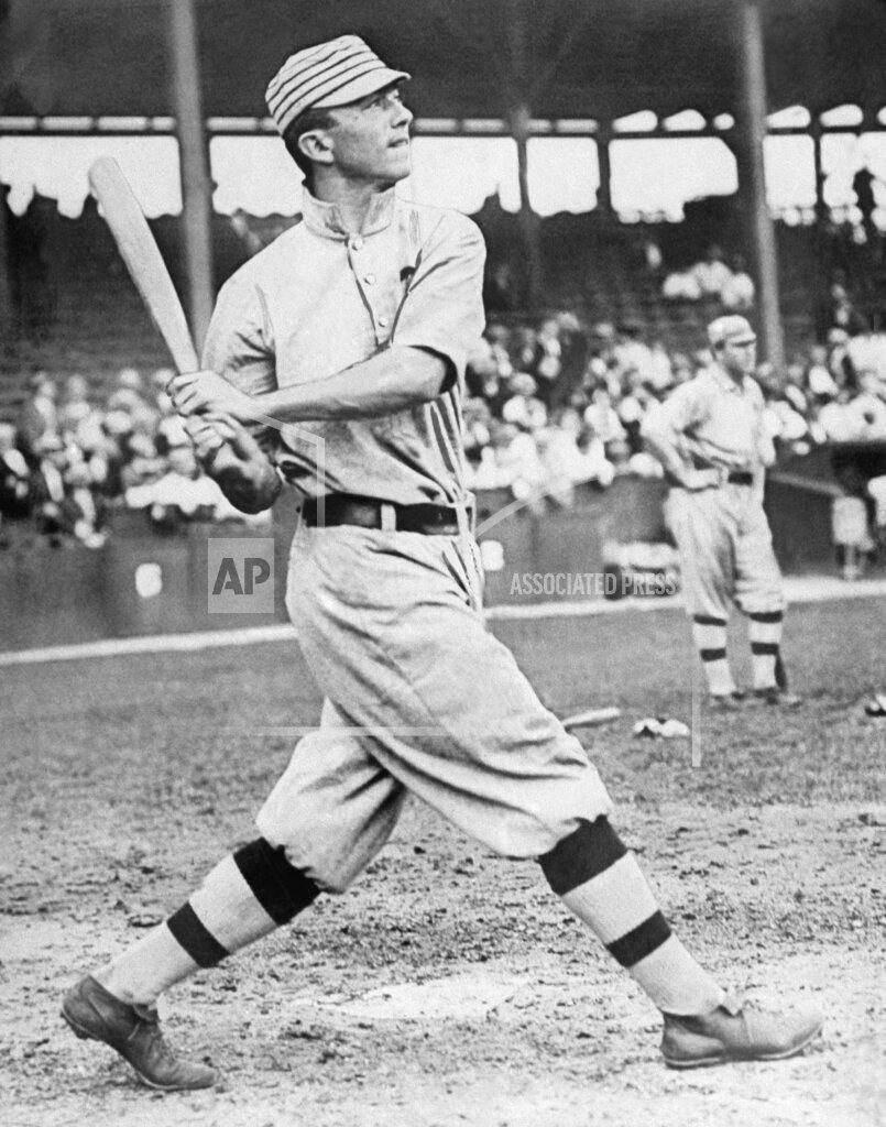 Watchf AP S   USA APHS103044 Home Run Baker 1934