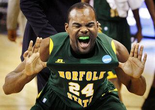 APTOPIX NCAA Norfolk St Missouri Basketball