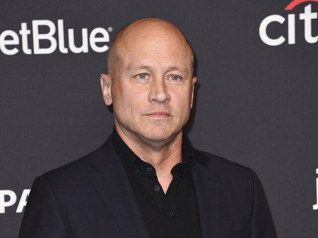 FILE - Mike Judge arrives at a screening for