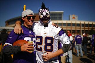 Patriots Vikings Football