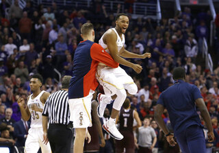 Texas A M Arizona Basketball