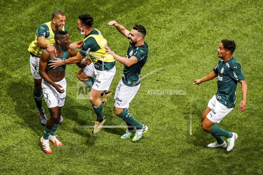 Virus Outbreak Brazil Soccer
