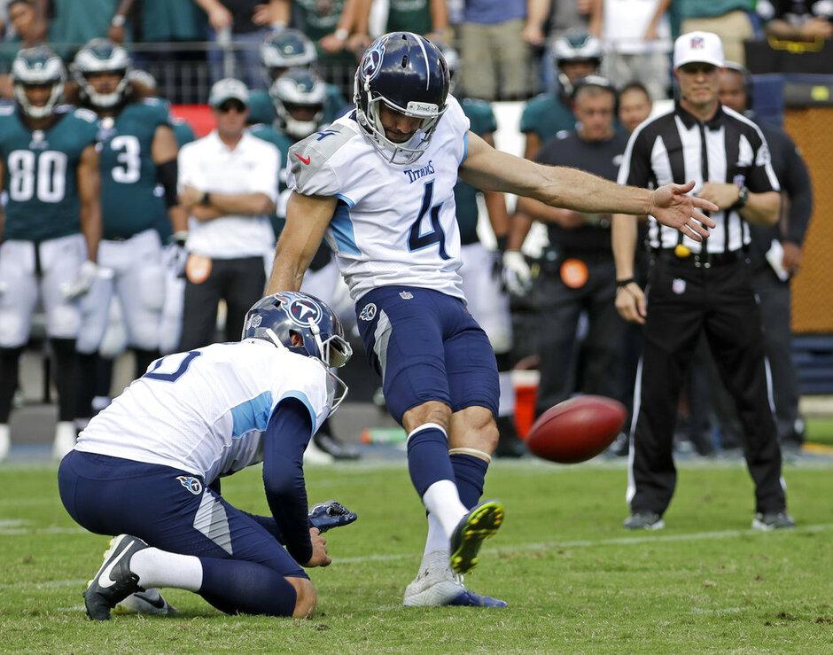 Eagles Titans Football