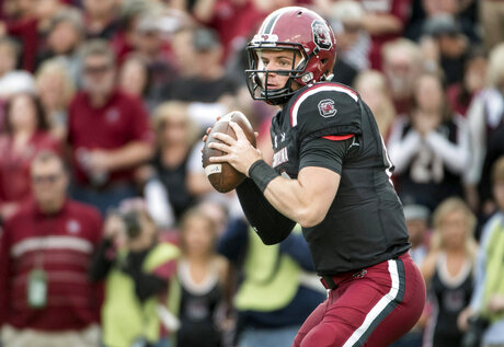 South Carolina-Bentley's Progress Football