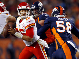 Broncos Chiefs Preview Football