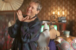 """This image released by Amazon Studios shows Richard E Grant in a scene from """"Everybody's Talking About Jamie."""" (Amazon Studios via AP)"""