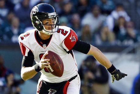 Falcons Ryan For MVP Football
