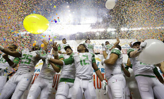 APTOPIX Alamo Bowl Football