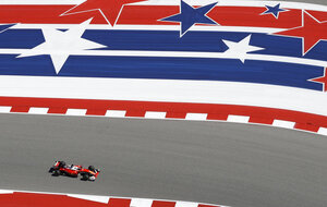 F1 US Grand Prix Texas Home Auto Racing