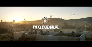 Marines Super Bowl Ad