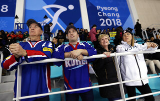 Pyeongchang Olympics Ice Hockey Women Family Brandt
