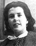 FILE  - In this May 3, 1965, file photo, Shirley Ann Grau was named a winner of a 1965 Pulitzer Prize, honored for her book,