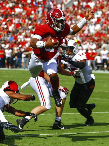 Arkansas St Alabama Football