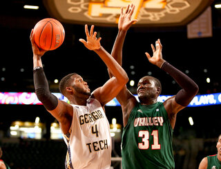 MVSU Georgia Tech Basketball