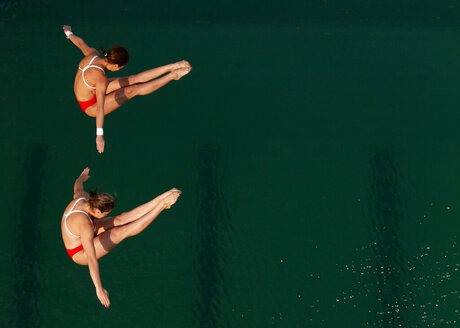 Rio Olympics Diving Women