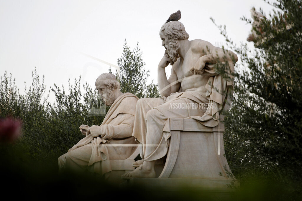 Greece Ancient Thinkers