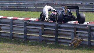 Hungary F1 Auto Racing