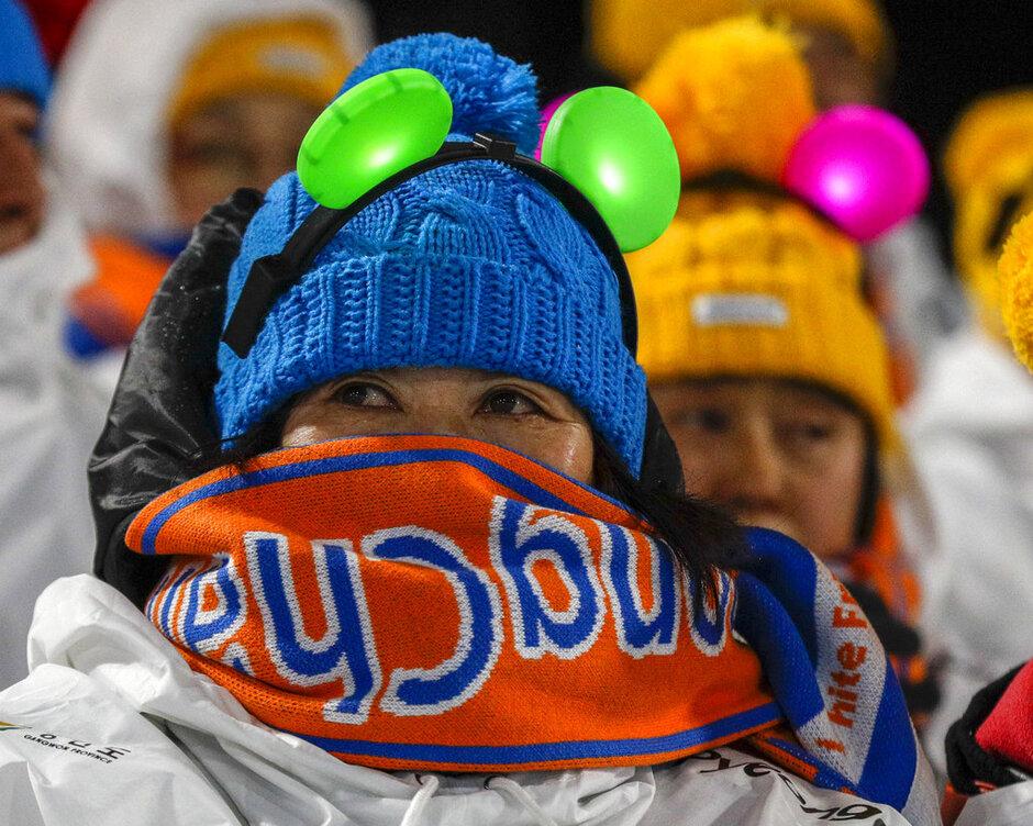 Pyeongchang Olympics Biathlon Men