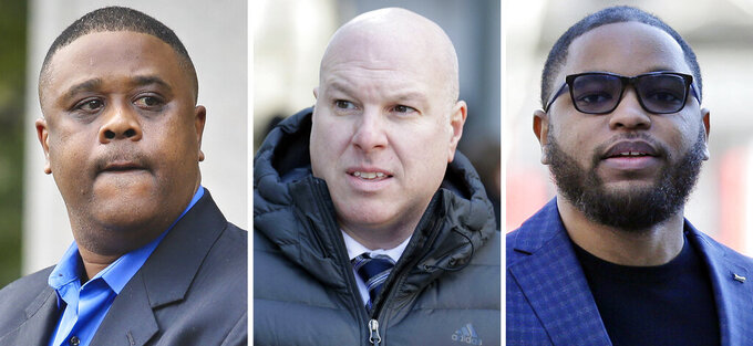 3 get prison in college basketball recruiting scandal