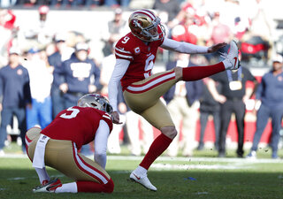 49ers Gould Football