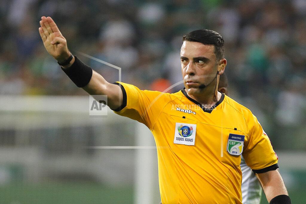 Brazil Referee Nurse