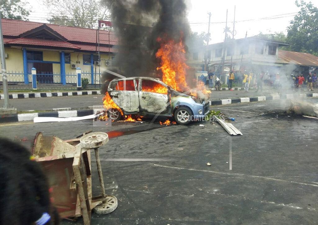Indonesia Papua Protest