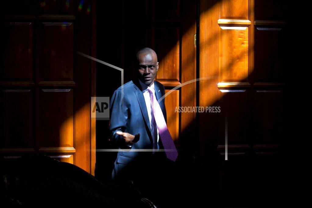 Haiti President