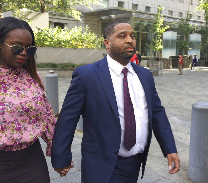 Ex-Arizona assistant coach pleads guilty to bribery charge