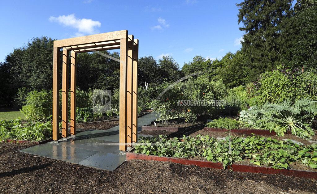 Michelle Obama Garden