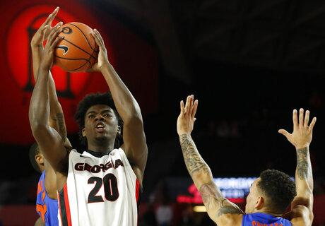 Florida Georgia Basketball