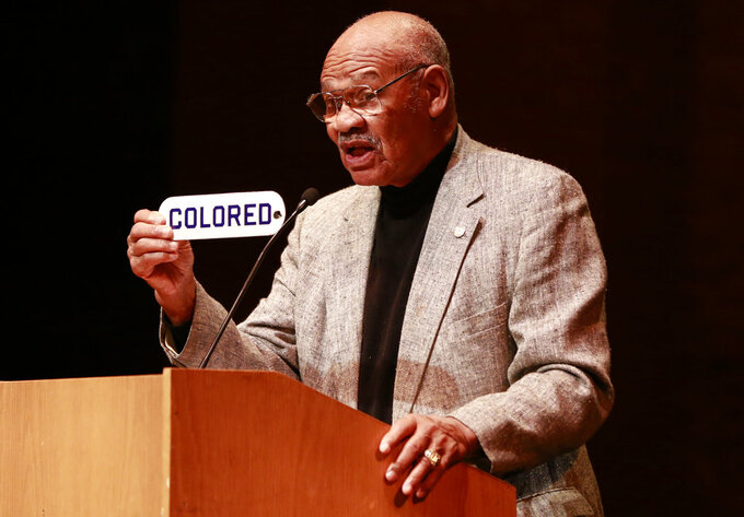 George Taliaferro, 1st black drafted by NFL team, dies at 91