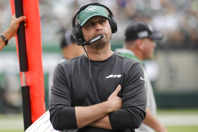 Gase, Jets searching for answers after blowing 16-point lead