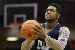 Villanova Media Day Basketball